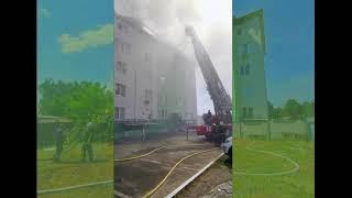 В пятиэтажке в Киевской области произошел взрыв: пострадали 8 человек, в том числе ребенок
