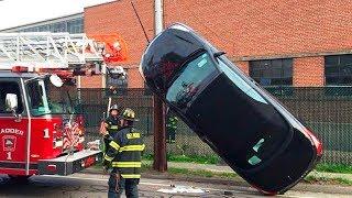 Парковка уровень БОГ! Осторожно бабы за рулем!