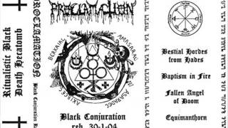 Proclamation - Equimanthorn (Bathory Cover)