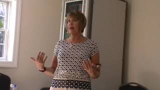 Healthy Lifestyle - Dr. Kim Stetzel - Part one