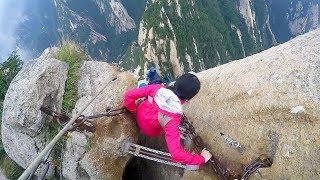 KALBİ OLAN İZLEMESİN :) - Dünyanın En Tehlikeli Yolu