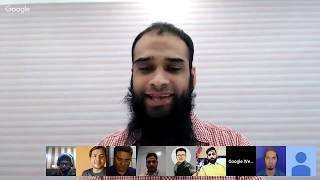 गूगल द्वारा हिंदी वेबमास्टर्स के लिये Hangouts ऑन एयर (जनवरी