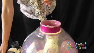 Stuff-A-Loons Training Video - How to Stuff a Balloon