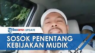 Sosok Pria yang Provokasi Warga Terobos Mudik Ternyata Eks Waketum FPI Aceh, Kini Ditangkap