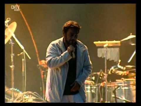 Vicentico video Algo contigo - San Pedro Rock I - 2003