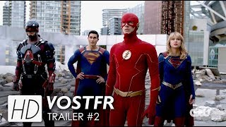 Trailer #2 Crisis on Infinite Earths VOSTFR