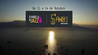 Ilhabela in Jazz Concert, 11 a 14 de Outubro