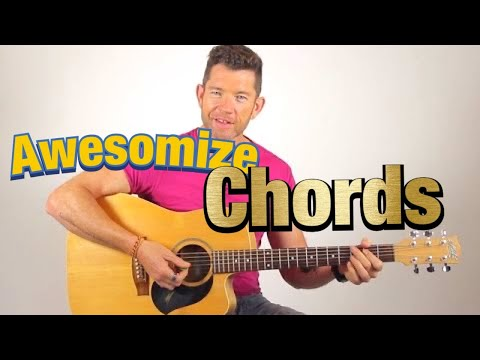How to Make Simple Chords More Interesting - Acoustic Guitar Lesson