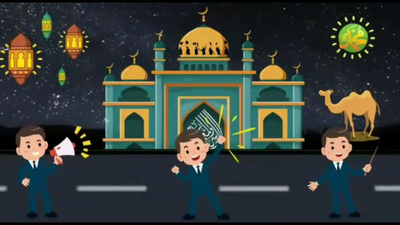 Lirik Lagu Keajaiban Ramadhan - Stinky dan Maknanya