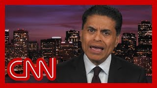 fareed zakaria trump put iran in a box without any endgame