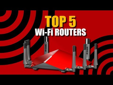 Top 5 Wi-Fi Routers (2017)