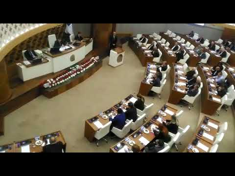 Çalkaya 3'üncü kez mecliste