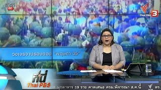 """ที่นี่ Thai PBS - ที่นี่ Thai PBS : วงเจรจาปรองดอง """"พฤษภา 35"""" (20 พ.ค. 59)"""