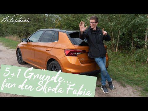 Der neue Skoda Fabia ist genau richtig für dich wenn... [4K] - Autophorie