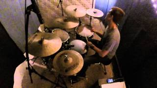 Aaron Ovecka || Citizen | Sick And Impatient | Drum Cover | 2014