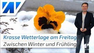 Krasse Wetterlage kommt auf Deutschland zu!