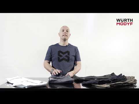 Pantalone da lavoro Stretch X - Würth MODYF