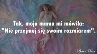 Meghan Trainor - All about that Bass, tłumaczenie pl.