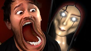 TERRIFYING CREEPYPASTA GAME | Theater Unrest