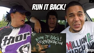 Craig Xen & XXXTENTACION   RUN IT BACK! (Audio) REACTION REVIEW