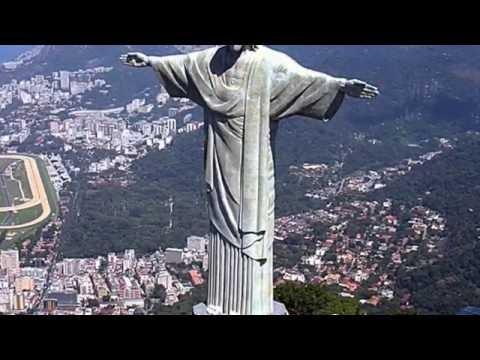 Топ 5 самых красивых мест Бразилии. Архитектура.
