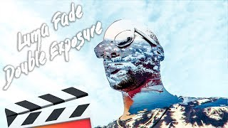 Luma Fade Double Exposure in Final Cut Pro X
