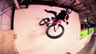 Riding Shotgun - BMX Park Sessions  - Ep 1