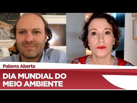Rodrigo Agostinho comenta pautas relativas ao meio ambiente - 04/06/20