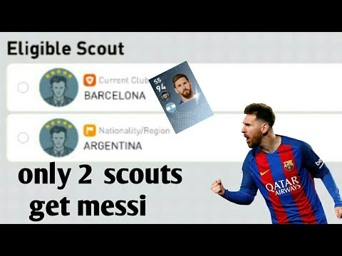 Download How To Get Messi In Pes 2018 Video 3GP Mp4 FLV HD Mp3