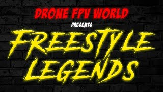Drone FPV World Presents - FPV Freestyle Legends Competition (Official Trailer)