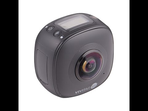 Vivitar 360 view DVR-978HD Actual video lowest resolution