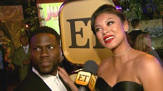 Kevin Hart and Eniko Parrish Step Out For First Time Since Welcoming Son (Exclusive)
