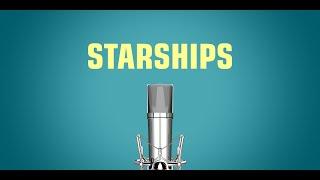 [MMD] Starships Acapella  (Parody)