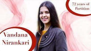IN FOCUS: VANDANA NIRANKARI | SINDHI PATHBREAKERS, PARTITION SPECIAL SERIES | SINDHI FILM FESTIVAL