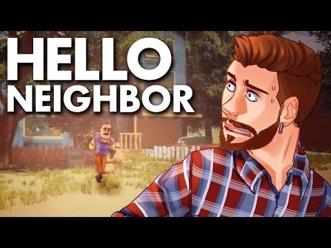 Hello Neighbor Walkthrough By HarshlyCritical Game Video