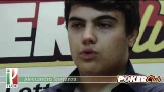 [Tg Final Table -- La Notte Del Poker Club] Max Pescatori Torna A Vincere