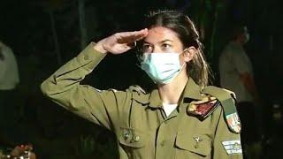 Tsahal#40- Être une combattante dans Tsahal