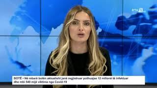 RTK3 Lajmet e orës 10:00 08.07.2020