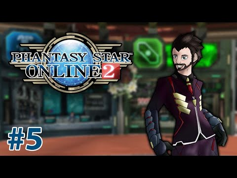 THE SHOPPING DISTRICT - Phantasy Star Online 2 #5