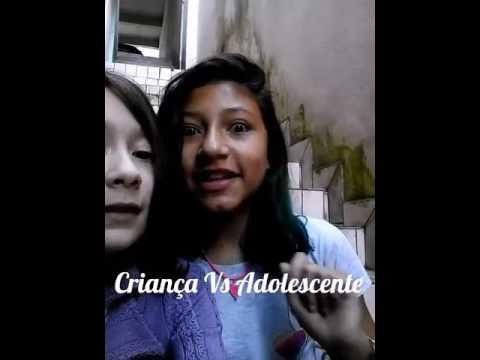 Criança Vs Adolescente | E & G Girls Loucass