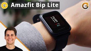 Huami Amazfit Bip Lite: Leider zu Lite! - Test & Vergleich