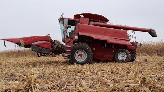 WE SNAPPED A COMBINE AXLE! **MAJOR DAMAGE!**