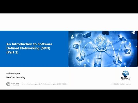 An Introduction to Software Defined Networking (SDN) (Part 1 ...