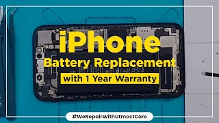 iPhone Battery Replacement - How To Replace iPhone Battery - Rapid Repair