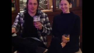 Caitriona Balfe & Sam Heughan - Q & A - Janvier 2017