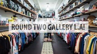 Round Two Gallery L.A! Bape Supreme Yeezys OG Vintage Jordans | @dunksrnice