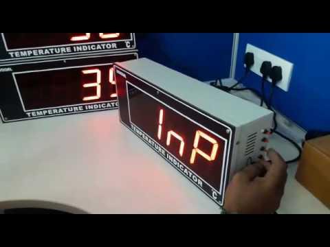 Jumbo Temperature Indicator 4 Inch