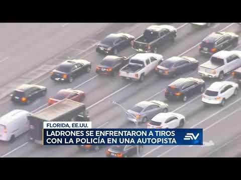 Miami  Ecuatoriano muere en persecución policial