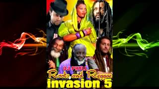Dj Phyll – Roots & Reggea Invasion Vol 5 @deejayphyll