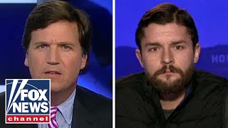 FLASHBACK: Tucker takes down man behind fake protest group - the Tullipso Interview